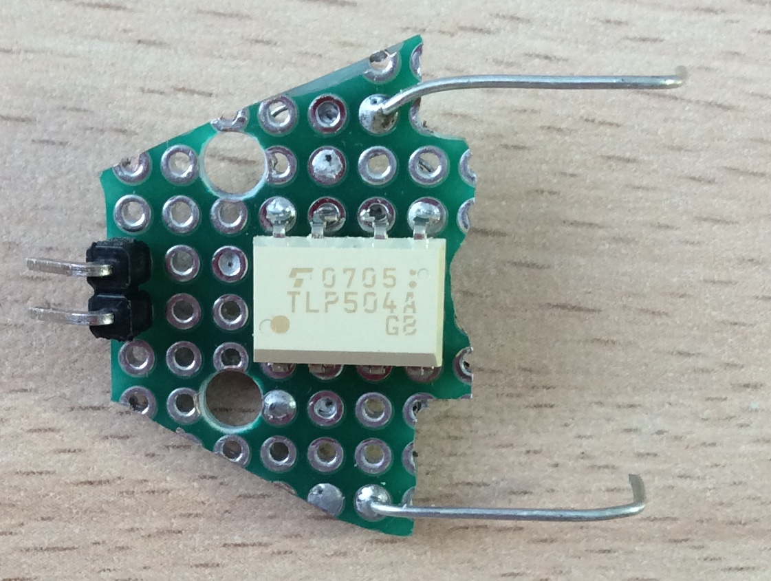 The use of 47kOhm resistor with DS18B20 temperature